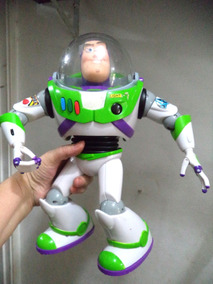 Buzz Ligthyear-robo Toy Story Nao Funciona-consegue Ler Tud?