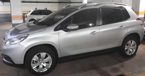 Peugeot 2008 1.6 16v Allure Flex Aut. 5p 2015/2016