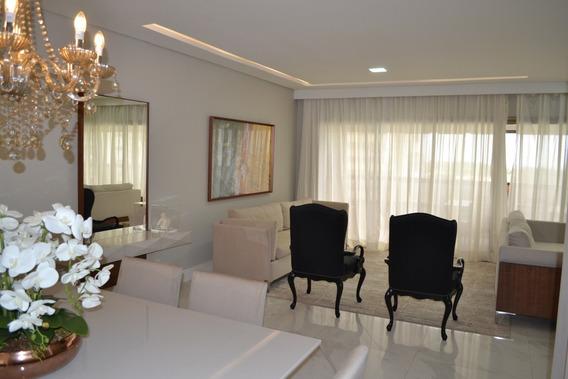 Apartamento Nascente, 4 Quartos, Nascente, Mobiliado - Greenville Lumno - 1154