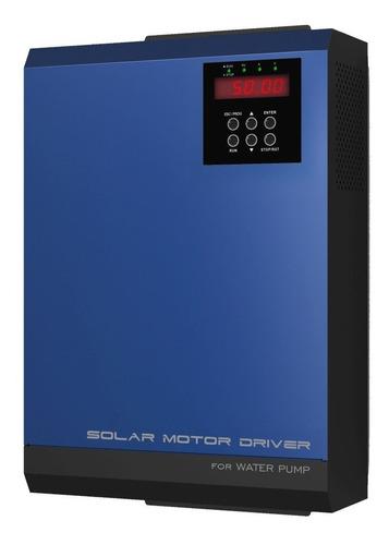Inversor Solar Trifásico Para Bombeo Agua 2.2kw 3hp Renogen