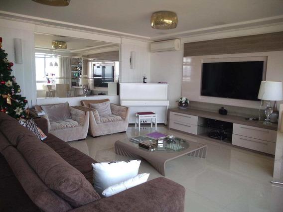 Apartamento Com 4 Dorms, José Menino, Santos - R$ 1.8 Mi, Cod: 11374 - V11374