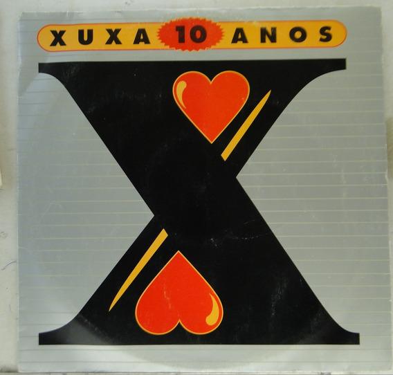 Lp Xuxa - 10 Anos Xuxa - X016