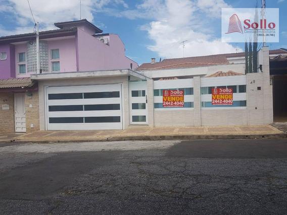 Casa Com 03 Dorms (01 Suíte) E 02 Vagas - Vila Galvão - Guarulhos/sp - Ca0026