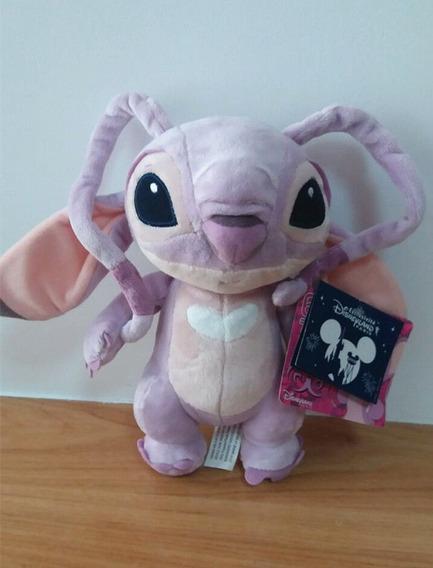 Disney Lilo & Stitch Rosa Toys Namorada Angel Soft