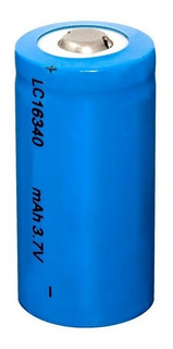 Pila Cr123 123 Litio Lithium-ion Recargable 3.6v 700 Mah