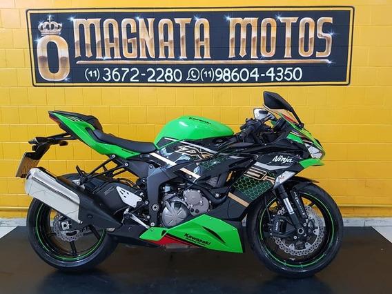 Kawasaki Ninja Zx6 R 636 - 2020 - Km 1.900