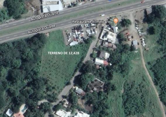 Santiago Autopista Duarte Por Acero Estrella 12,428 M2