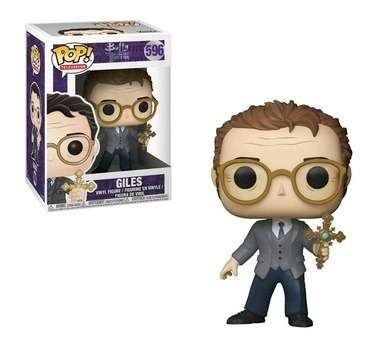 Funko Pop! Television Buffy The Vampire Slayer Giles - Funko