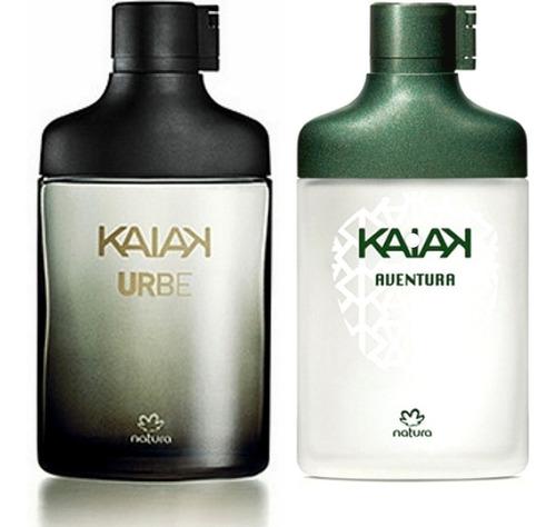 Perfumes Masculinos Kaiak Urbe + Kaiak - mL a $300