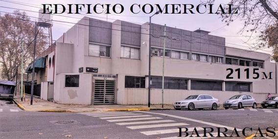 Alquiler Edificio Comercial Oficinas 2115m Y 36 Cocheras Distrito De Diseño