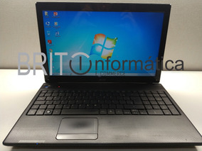 Notebook Acer 5552 - Triple Core - 120gb Ssd - 4gb