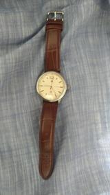 Relógio Masculino Tommy Hilfiger Pulseira Em Couro