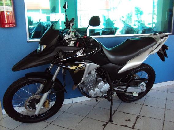 Honda Xre 300 Preta 2014 C/24.000 Km Campinas Sp
