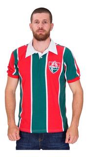 Nova Camisa Fluminense Retro 1913 - Liga Retrô Oficial