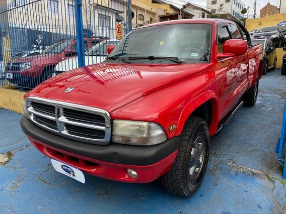 Dodge Dakota 3.9 Sport Ce!!! + Nova Do Brasil!!!