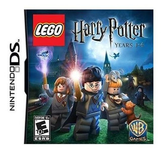 Lego: Harry Potter. Years 1-4 (nintendo Ds)