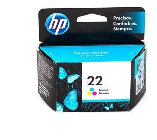 Tinta Impresora Hp C9352a Color No. 22 Hp
