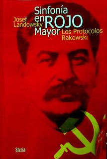 Sinfonía En Rojo Mayor - Josef Landowsky
