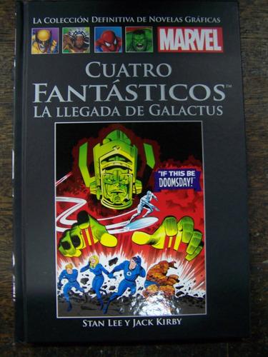 Imagen 1 de 4 de Los Cuatro Fantasticos * La Llegada De Galactus * Jack Kirby