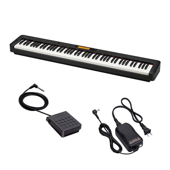 Piano Digital Casio Cdp S350 88 Teclas Frete Gratis Garantia