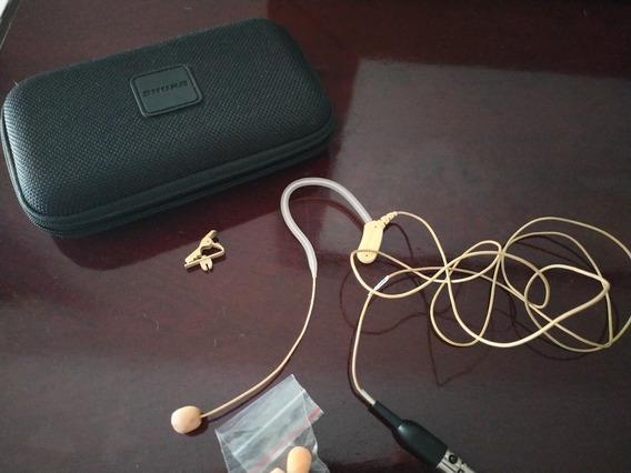 Mic Headset Shure Mx153t/o-tqg + Blx Wireless Guitar (kit)