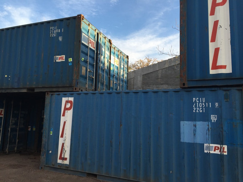 Contene Containers Maritimo  Nacionalizados 20 Pies La Pampa