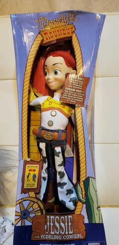 Jessie Vaquera Toy Story Habla Ingles 43cm