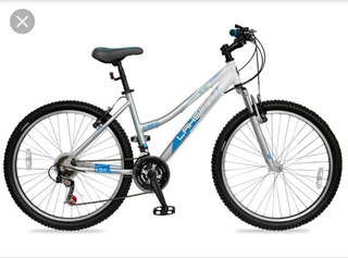 Bicicleta Lahsen Aluminio Elbrus 2600