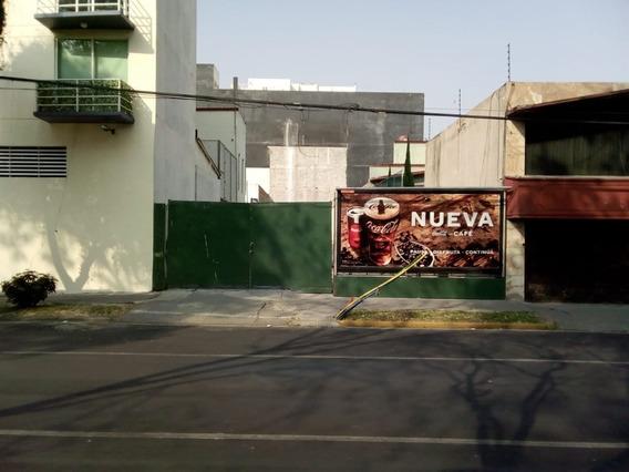 Vendo Terreno Uso De Suelo Mixto H6 Avenida En Benito Juarez