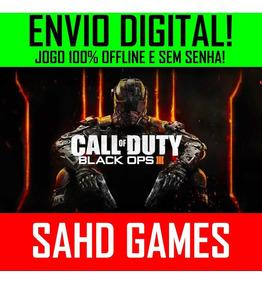 Cod Call Of Duty: Black Ops 3 Pc +1 Jogo