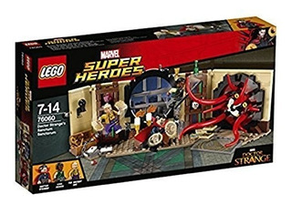 Marvel Lego Super Heroes - 76060 Doctor Strange S Sanctum S