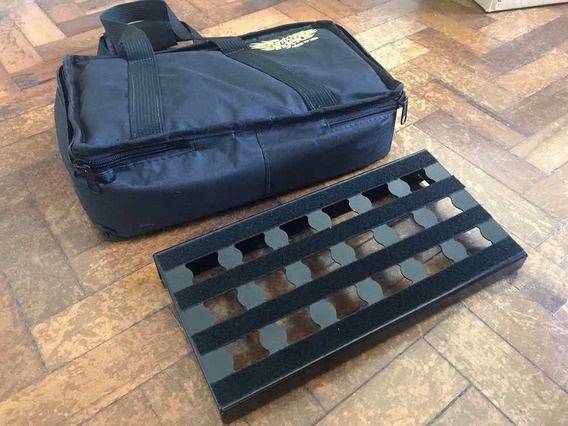 Pedalboard Santo Angelo X-board 40 Kit (c/ Bag)