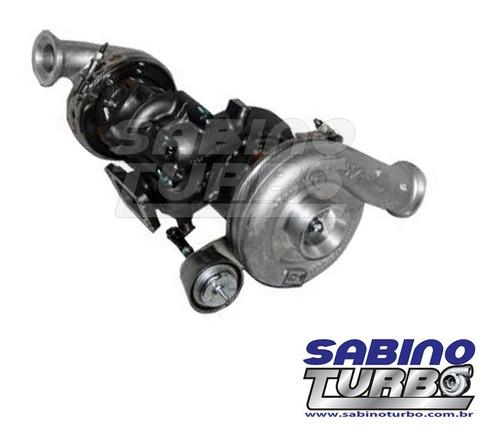 Bi-turbo Man D08 4cil - Vw Constellation/worker 17.190cv