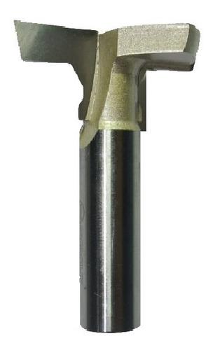Imagem 1 de 3 de Fresa De Canaleta - Slot Haste 12mm  Corte 38mm X17mm