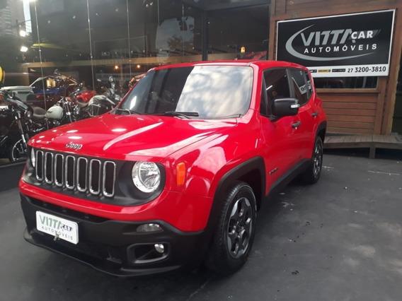 Jeep Renegade 1.8 16v Flex Sport 4p. Automático.2015/16
