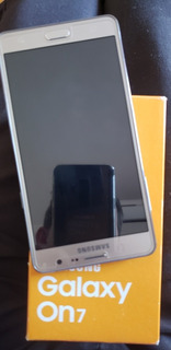 Smartphone Samsung On7 Estado De Novo