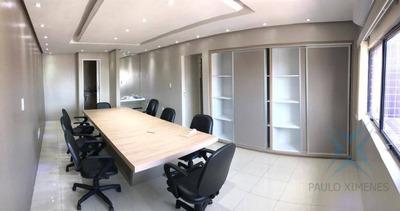 Sala Para Alugar, 93 M² Por R$ 2.500/mês - Aldeota - Fortaleza/ce - Sa0017
