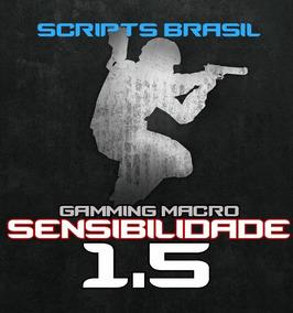 Sens 1.5 Macro Script No Recoil Cs Go Envio Em 5 Minutos