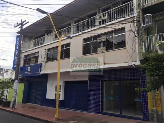 Loja Para Alugar, 330 M² Por R$ 12.000,00/mês - Centro - Manaus/am - Lo0116