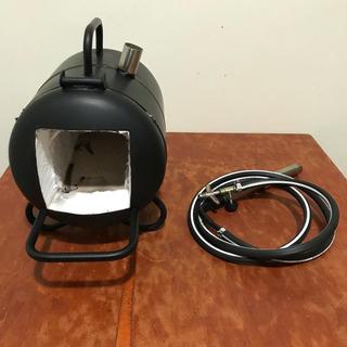 Forja A Gás Para Cutelaria Com Queimador Aço Inox