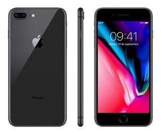 iPhone 8 Plus 64 Gb 3 Gb Ram Nuevo + 12 Meses De Garantia