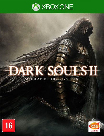 Dark Souls 2 Scholar Of The First Sin Xbox One (25 Dígitos)
