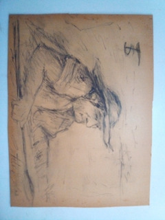 Obra (estudio) De Tito Salas (pintura)