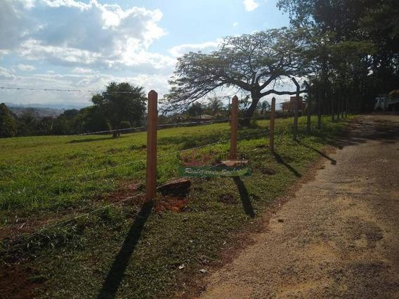Terreno À Venda, 2571 M² Por R$ 580.000 - Chácaras Cataguá - Taubaté/sp - Te1680