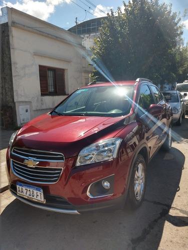 Chevrolet Tracker 1.8 Ltz 140cv 2016