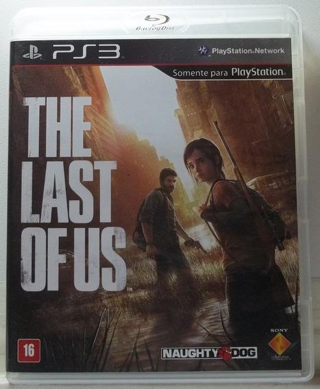 The Last Of Us, Jogo Ps3 Original