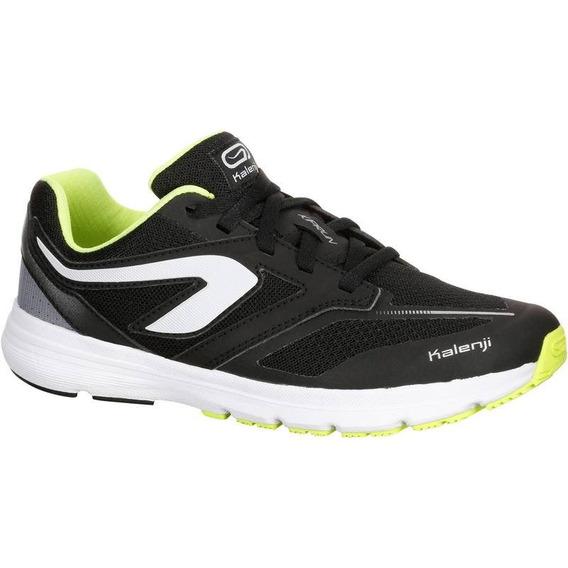 Tenis De Running Para Niño Kiprun Negro 8380936 2