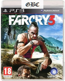 Far Cry 3 Ptbr - Psn Ps3 *gbc