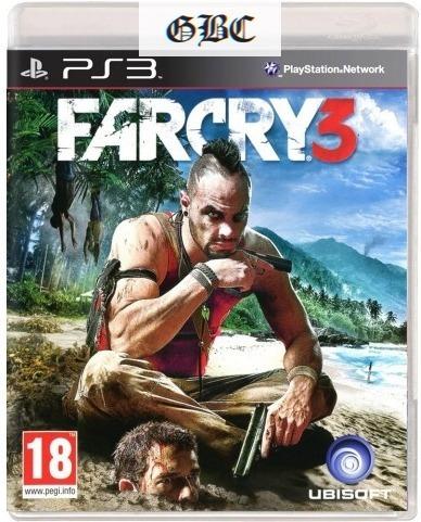 Far Cry 3 Ptbr - Psn Ps3 *gbc