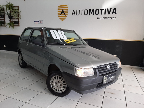 Fiat Uno Mile Fire 1.0 Flex 2008